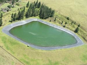 Pa aalii reservoir